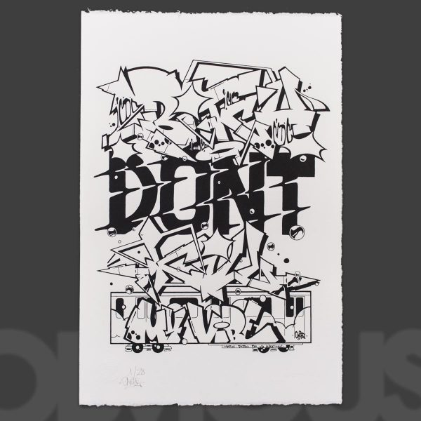 Print Onickz - Bitch dont kill my vibe