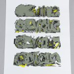 Print Graffiti par NEIST – OBVIOUS