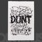 Voir Print Onikz – Bitch don't kill my vibe