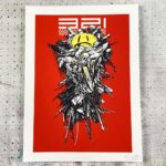 Print Graffiti par BABS – Icon 321R 03